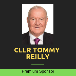 CllrTommy Reilly