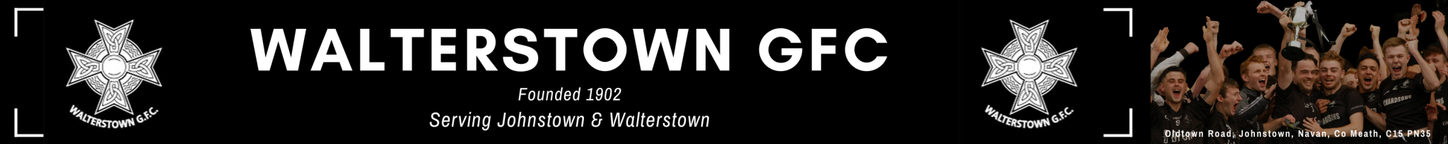 Walterstown Gaelic Football Club Logo