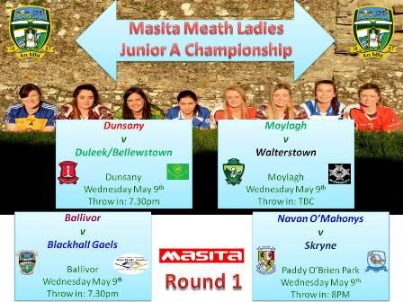 Ladies Championship begins tonight