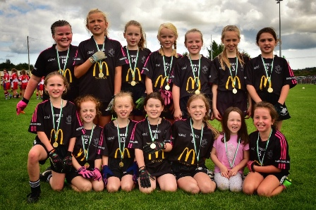 Walterstown's u9 Girls perform well at  Duleek/Belewstown annual Blitz