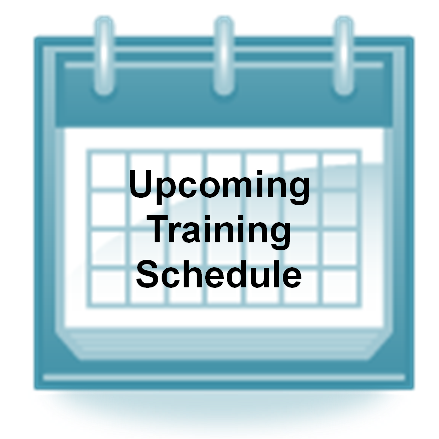 Training Schedule for Juvenile Teams