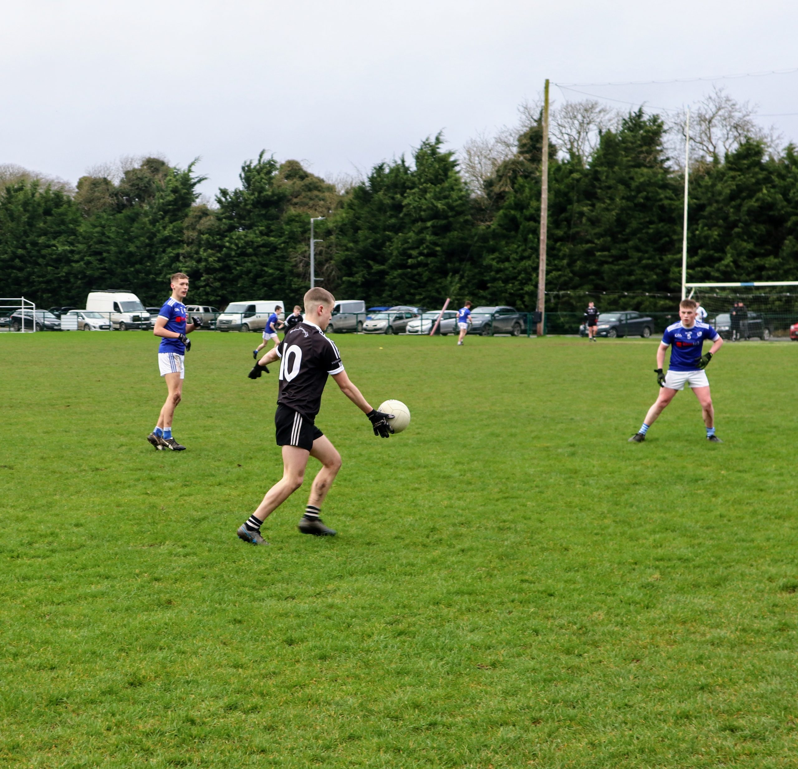 Minors lose out to Skryne in MFL round 2 clash
