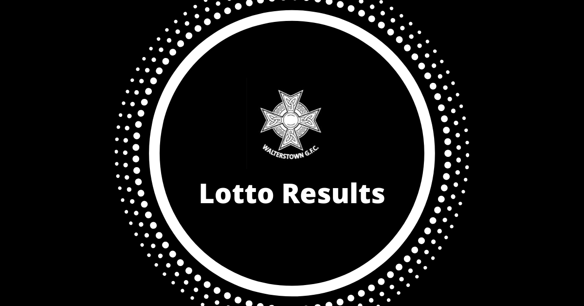 Lotto results for week ending February 23