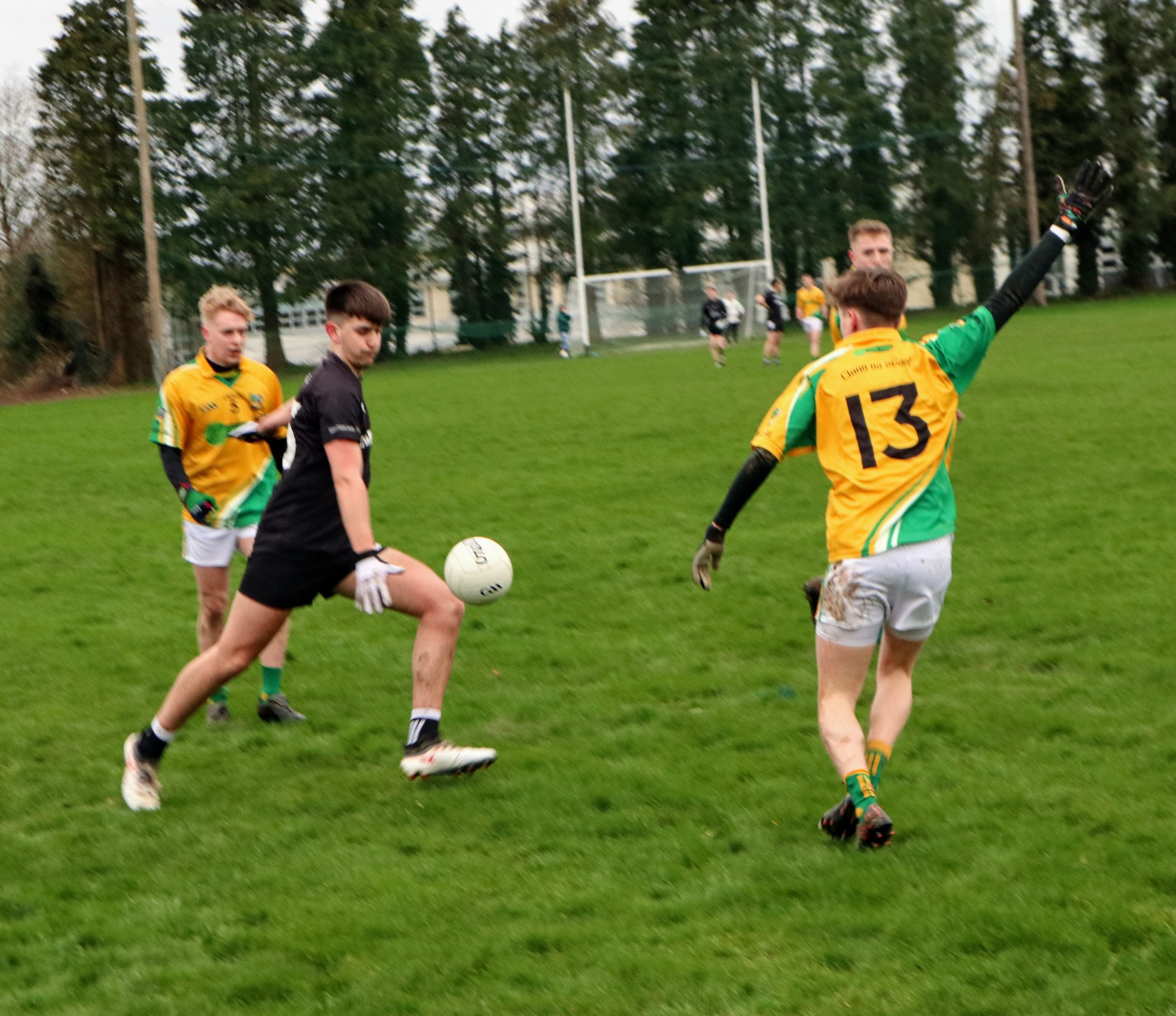 Two wins from two in Corn na Boinne