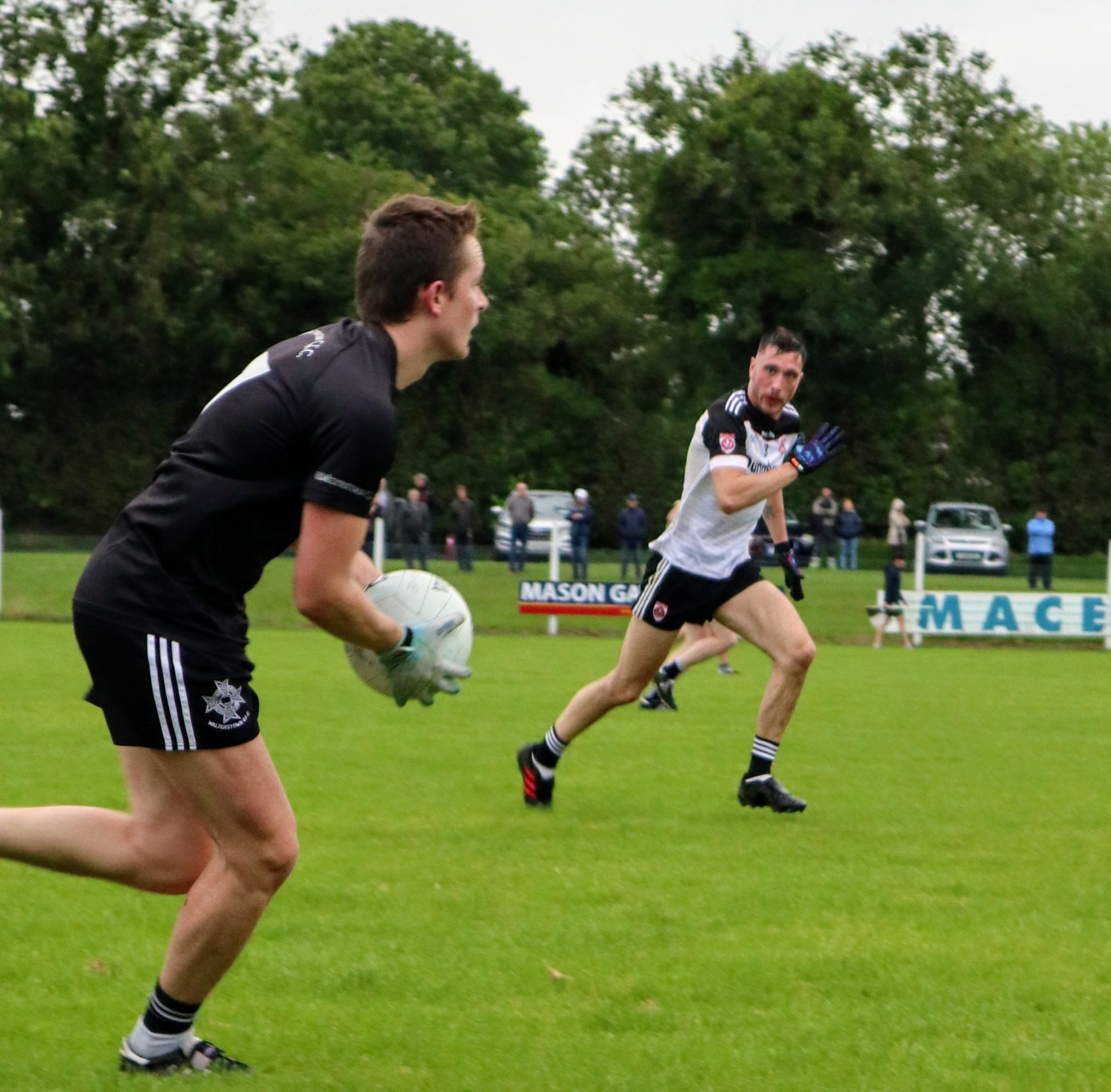 Walterstown return with a win over Dunderry in AFL Division 2B