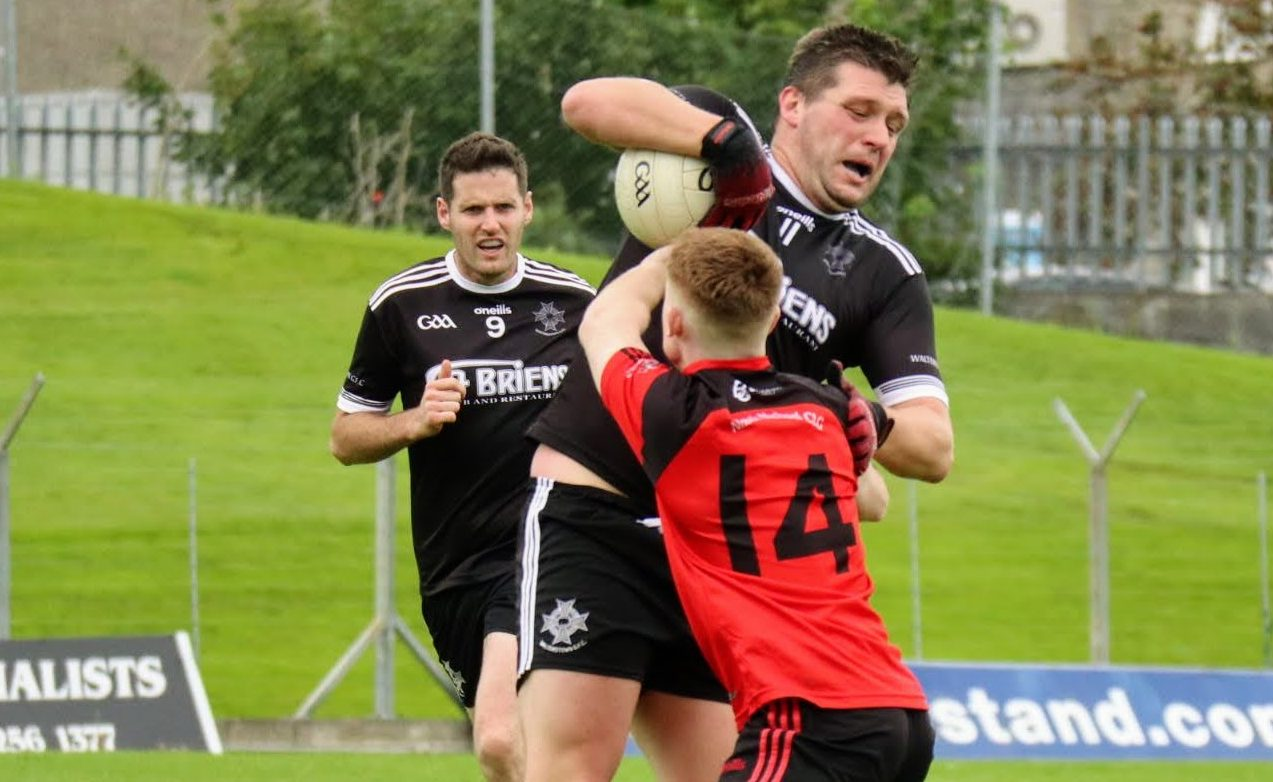 Shell shocked Walterstown make their championship exit