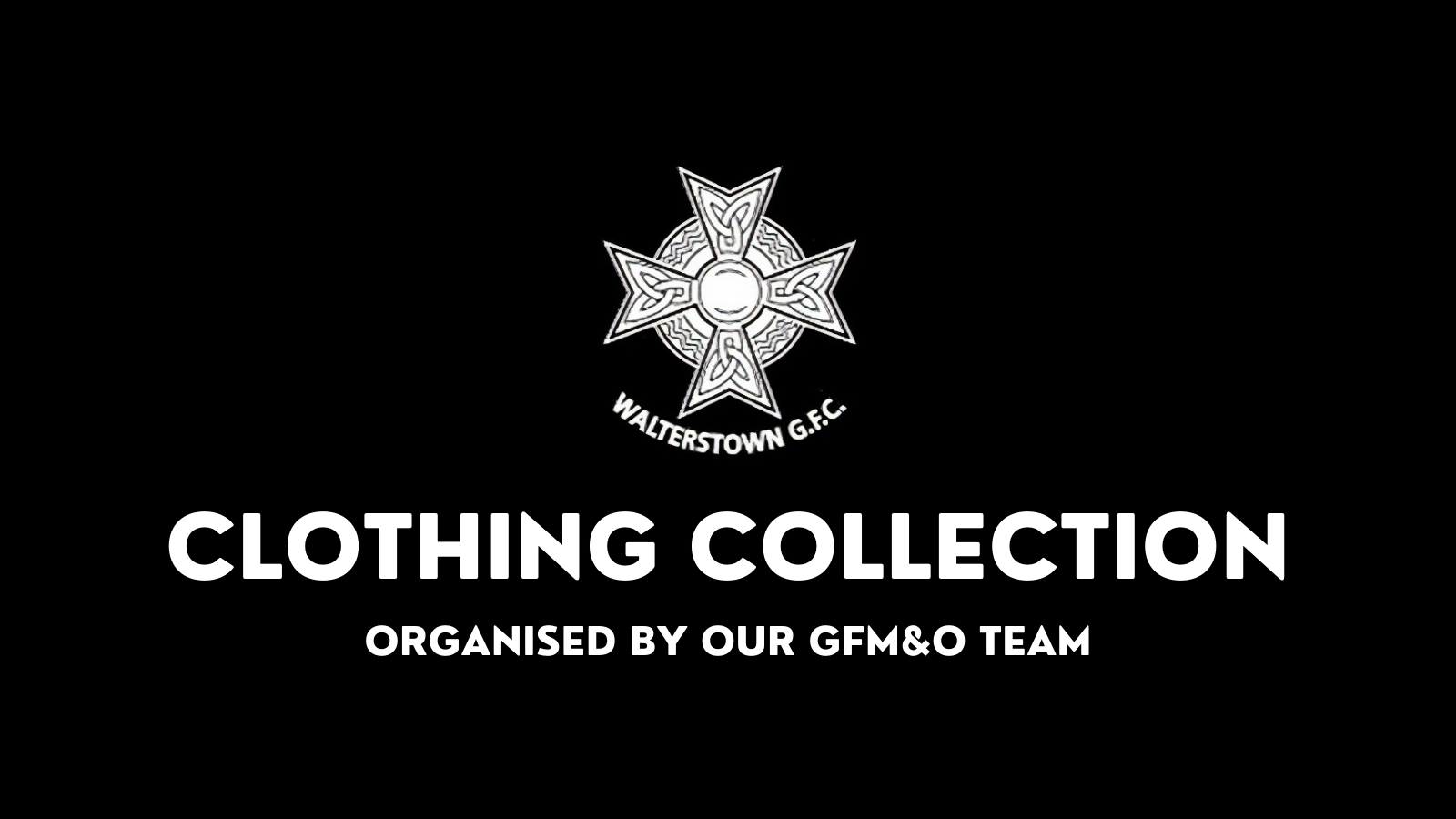 Our Gaelic for Mother & Others team are having a clothing collection