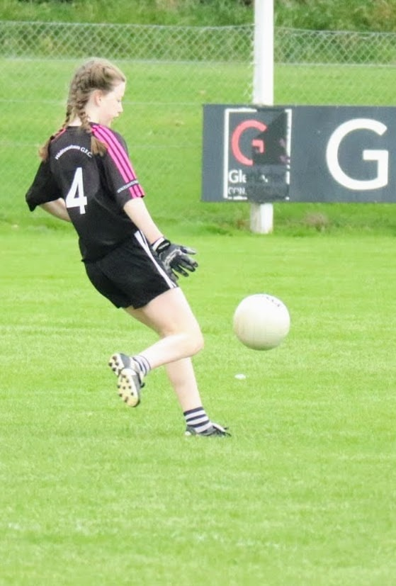 Walterstown's Niamh McGuinness