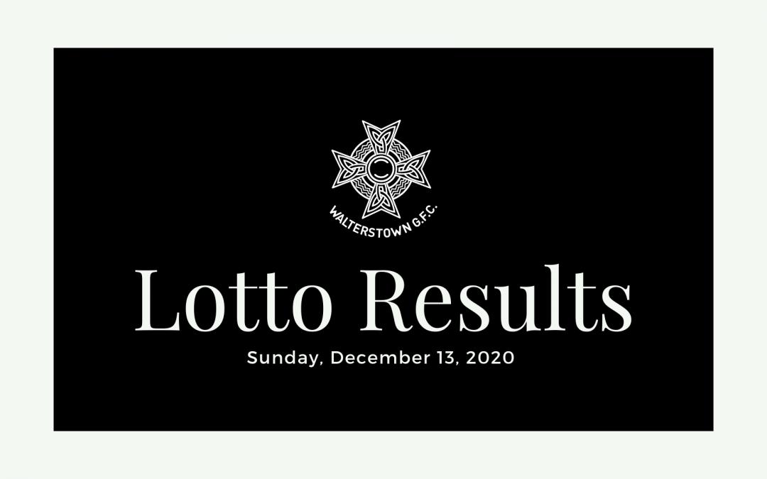 Lotto 13-12-20
