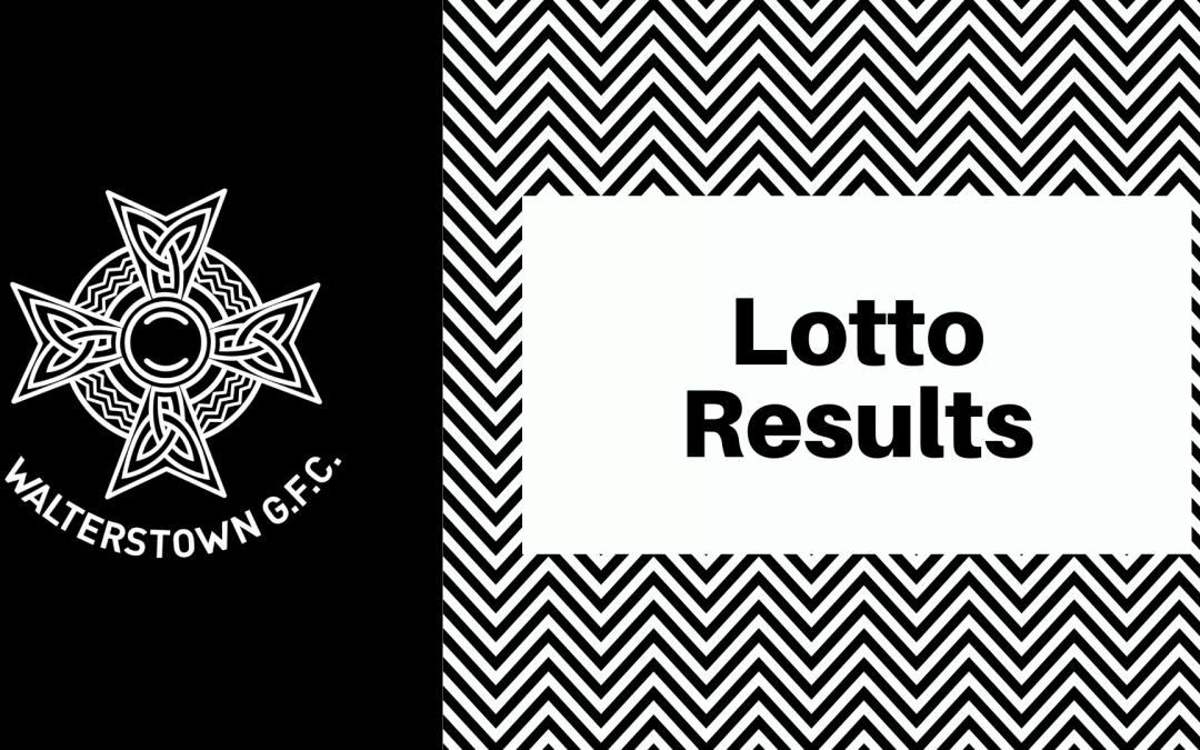Lotto results for December 20, 2020