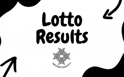 Lotto result for February 14, 2021
