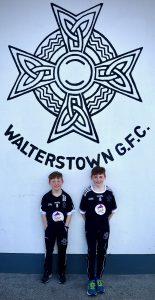 Walterstown Mother Hubbards sponsorship
