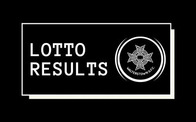 Lotto results for Sunday, May 23