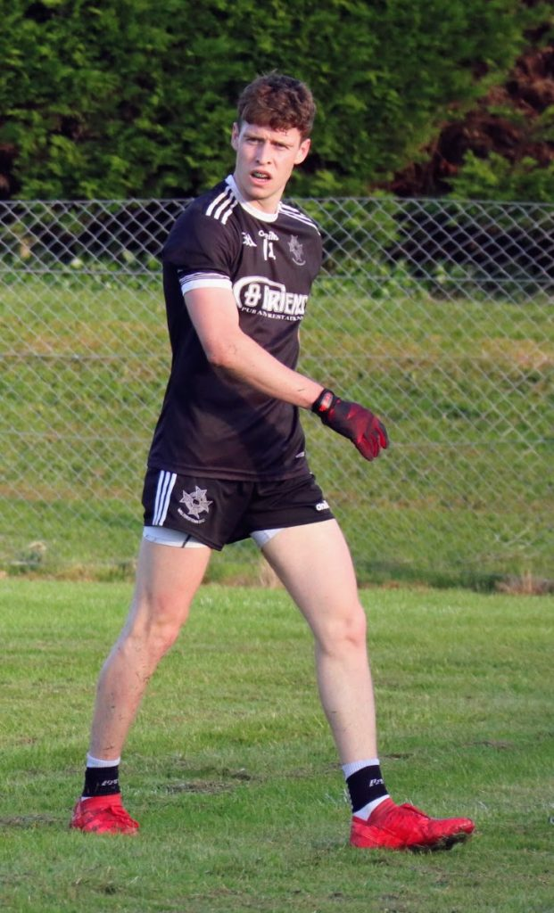 Walterstown Ruairí O'Dowd