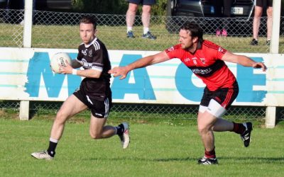 Corn na Boinne Round 4: Donnellan rescues a point for the Blacks
