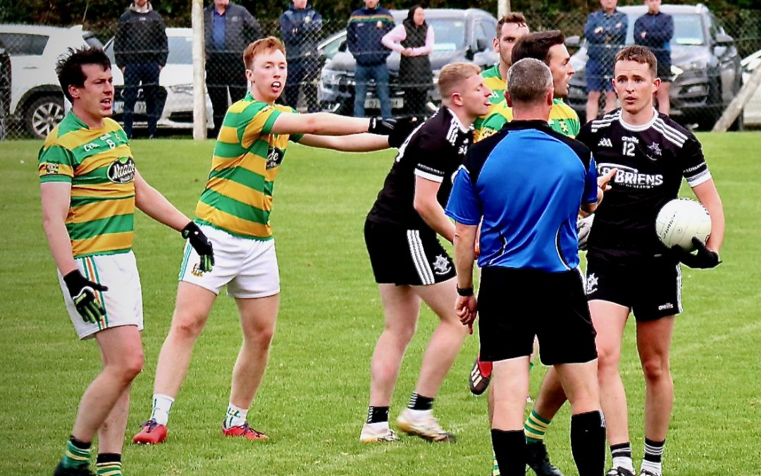Blacks open IFC with victory over Syddan