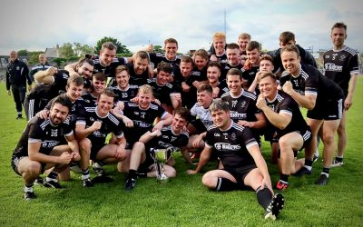 Corn na Bóinne 2020 – The Blacks are champs!